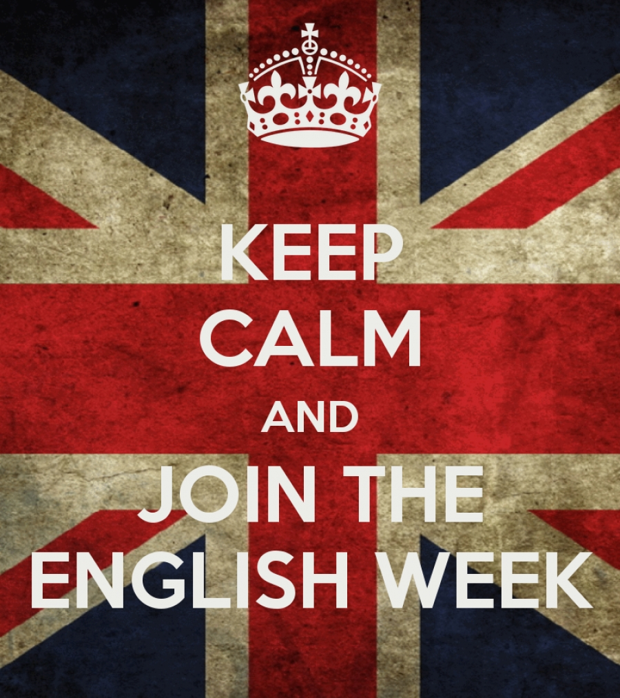English speaking week
